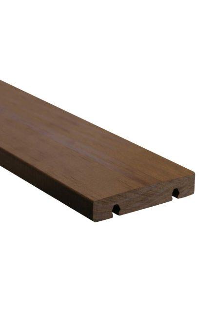 Träterrassbrädor i-CLiPS® Kebony